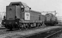 Betere 2900 - Diesel locomotieven serie 2900 - Somda RailWiki OV-76